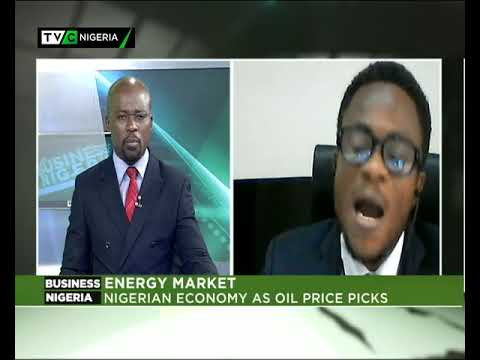 Business Nigeria| Marcel Anyanwu speaks on Nigerian Economy as Oil price rises