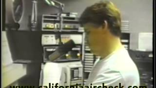 KWSS San Jose Kelly & Kline 1988 California Aircheck Video