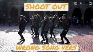 [H-VARIETY / KPOP IN PUBLIC CHALLENGE] MONSTA X (몬스타엑스) - Shoot Out Wrong Song Vers.