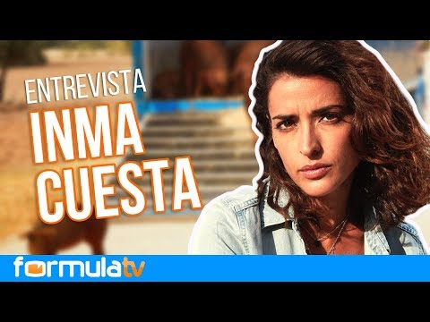 Inma Cuesta 'El accidente', contenta de volver a trabajar con Quim Gutiérrez