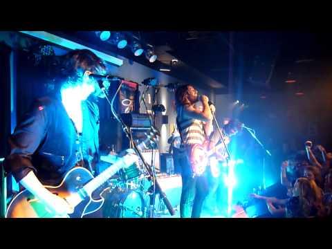 Matt Mays - Cocaine Cowgirl (Live) Aj's 10/27/12