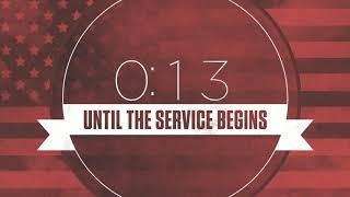 07-05-2020 Livestream - 10:45 Service