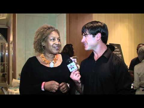 Acclaimed actress CCH Pounder speaks with LA's The Place host Jeff Gaskin