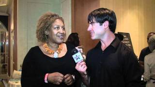Acclaimed actress CCH Pounder speaks with LA