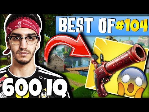 ADZ 600 QI 🤣 LE KARMA DE TEEQZY ► BEST OF FORTNITE FRANCE #104