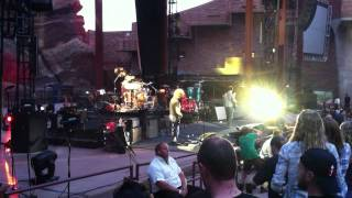 Dispatch Live @ Red Rocks - Melon Bend