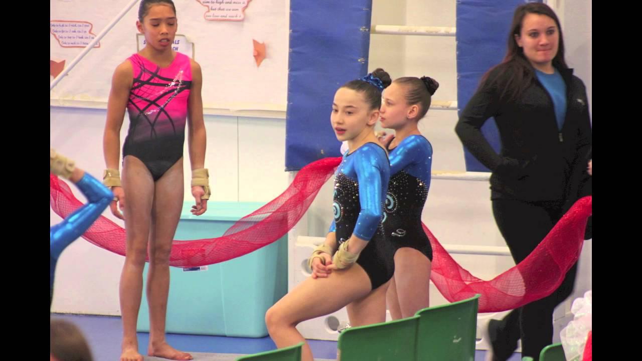 Winwin gymnastics - Annie Gruner Elite Compulsories 2016 Parkette S Invitational Gymnastics Meet