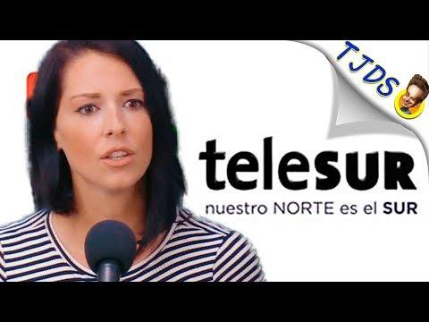 "Gov. Shutdown Of TeleSUR & ""Empire Files"" Explained By Abby Martin"