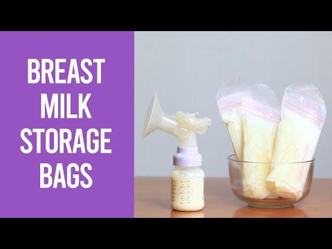 5 Best Breast Milk Storage Bags on Amazon
