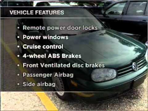2001 Volkswagen Cabrio - Waldorf MD
