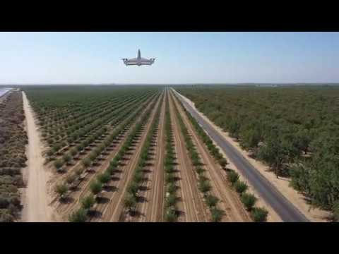 Bringing New Technology to Almond Orchards | Chad Colby