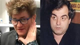 Pipo Cipolatti con Jorge Lanata - 1993 YouTube Videos