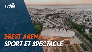 Brest Arena - Salle de spectacles, événements sportifs et musicaux - TYDÉO SPORT