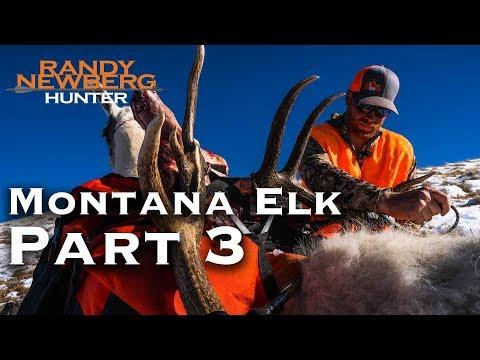 2018 Montana General Elk Hunt with Randy Newberg (Part 3)