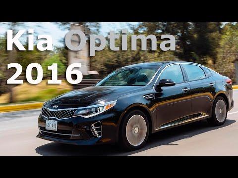 Kia Optima muy cerca de las marcas premium Autocosmos