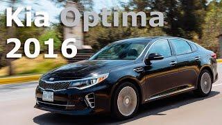 Kia Optima - muy cerca de las marcas premium | Autocosmos