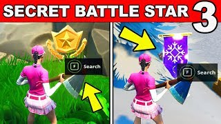 SECRET BATTLE STAR WEEK 3 SEASON 9 LOCATION Loading Screen Fortnite – WEEK 3 SECRET BANNER REPLACED