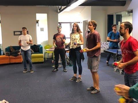 Circus Workshop - Langports Sydney