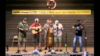 "THE BING BROTHERS BAND & JAKE KRACK ""Hell Amongst The Yearlings"" AT GALAX"