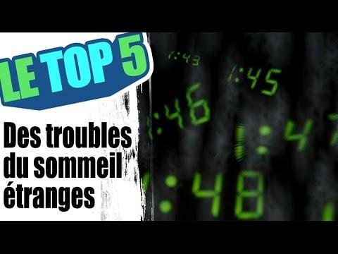 Le top 5 des troubles du sommeil les plus tranges youtube - Les troubles du sommeil ...