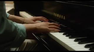 Kang ha neul plays piano