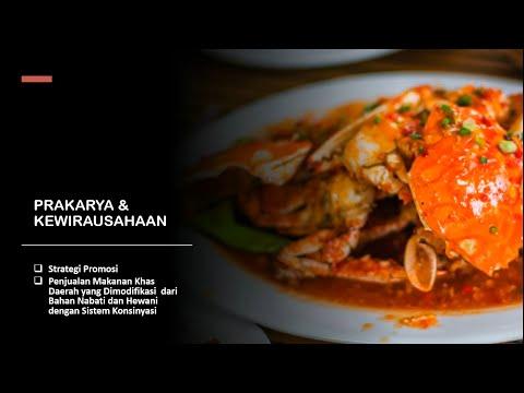 Materi Prakarya Dan Kewirausahaan Strategi Promosi Penjualan Makanan Khas Daerah Yang Dimodifikasi Youtube