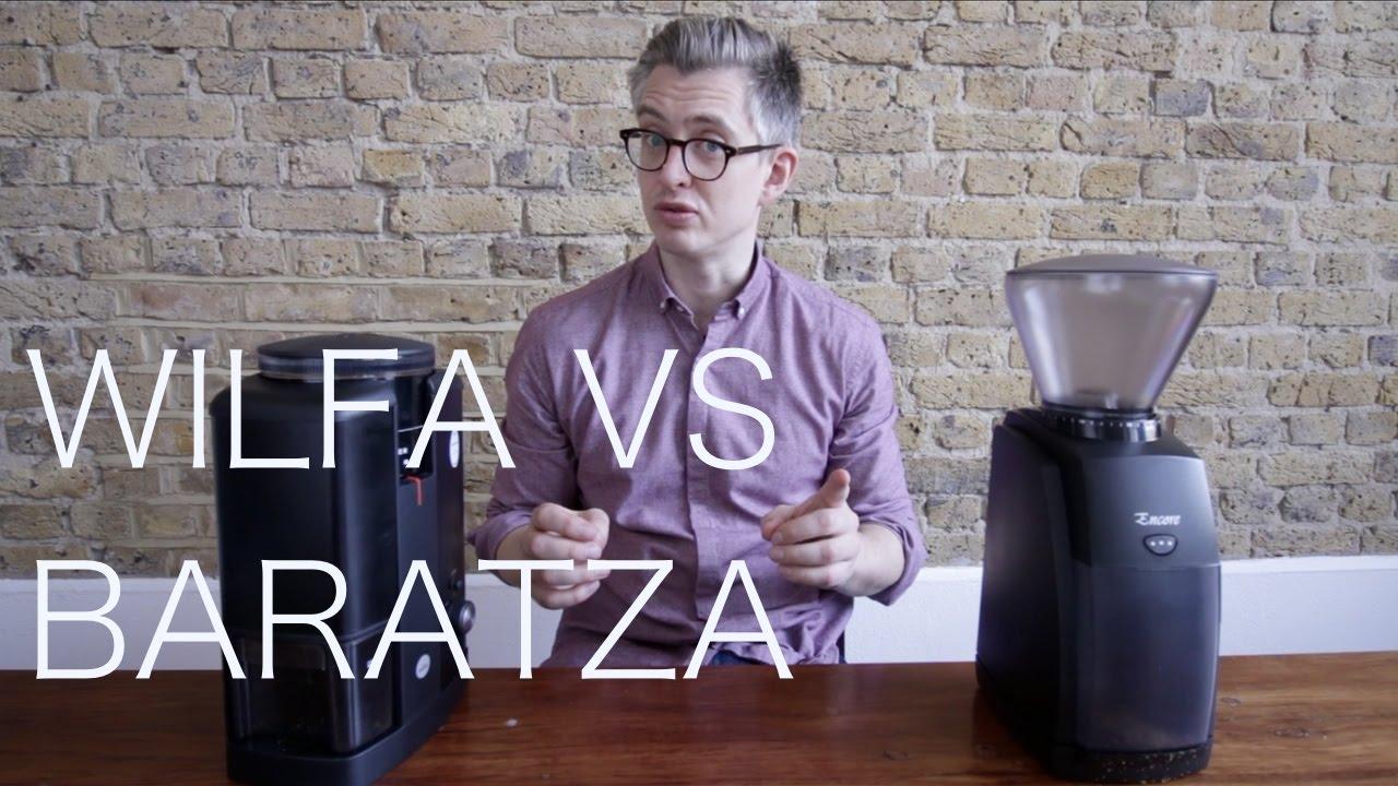 wilfa svart aroma kaffekvern