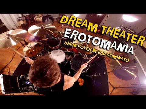 Dream Theater - Erotomania (Drum Cover by Edu Cominato)