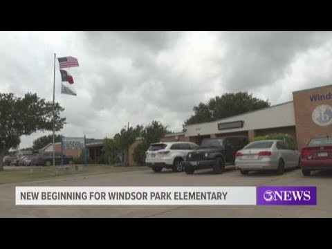 Students, staff say goodbye to temporary Windsor Park Elementary School campus