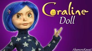 Coraline inspired Doll - Repaint Tutorial