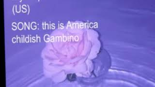 (Msp) This Is america INTRO!