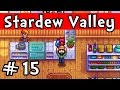 Stardew Valley - E15 - Backpack Upgrade! (Gameplay Playthrough 1080p)