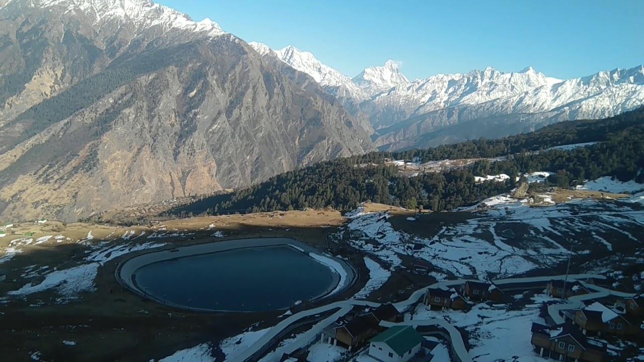 Auli Himalayas | Nanda Devi