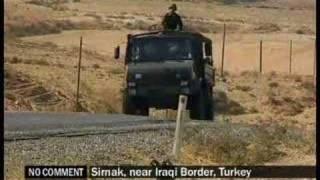 Sirnak, near Iraqi Border - EuroNews - No Comment