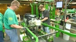 как сделать газонокосилку-автомобиль