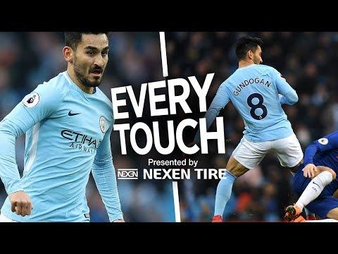 RECORD BREAKER!! | Every Touch | Gündogan v Chelsea