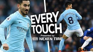 RECORD BREAKER!! | Every Touch | Gündogan v Chelsea