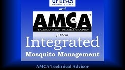 AMCA - Integrated Mosquito Management