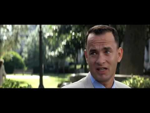 Forrest Gump Taking Things Literally