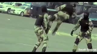 تدريب الجيش السعودي