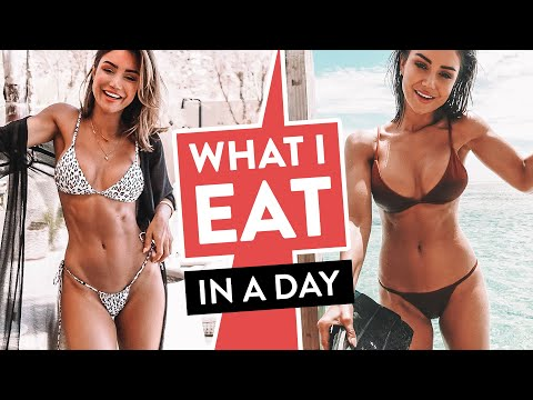 What I Eat in a Day - My Bikini Body Diet - Pia Muehlenbeck thumbnail