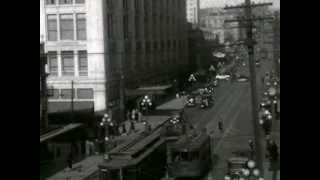 Seattle Department of Streets and Sewers Activities, circa 1926