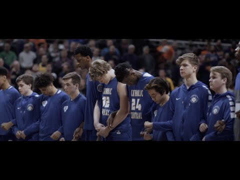 Documentary shows how Grand Rapids Catholic Central boys basketball team turned tragedy into triumph