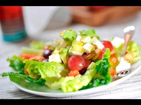 ensalada de primavera spring salad