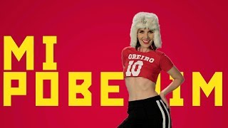 Natalia Oreiro - Mi Pobedim (Rusia 2018) [Official Lyric Video]