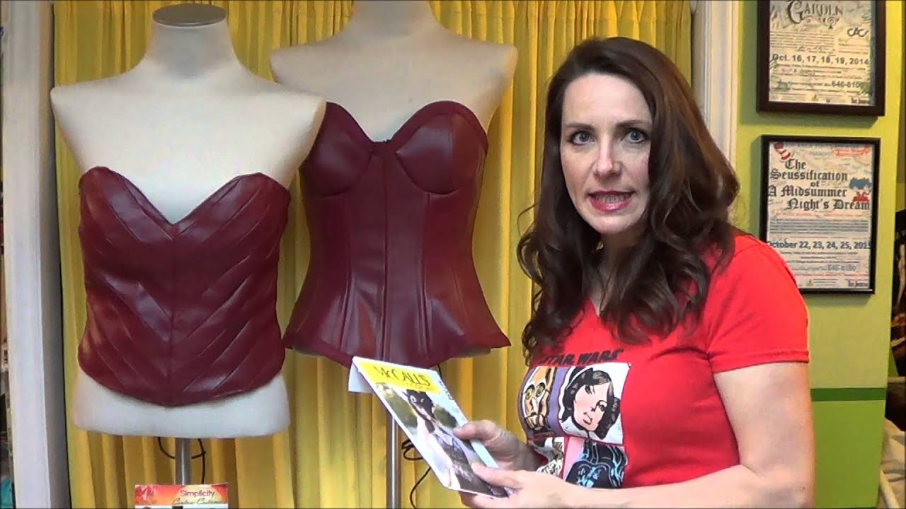 Pattern review of s0492 and m7339 corsets youtube jeuxipadfo Gallery