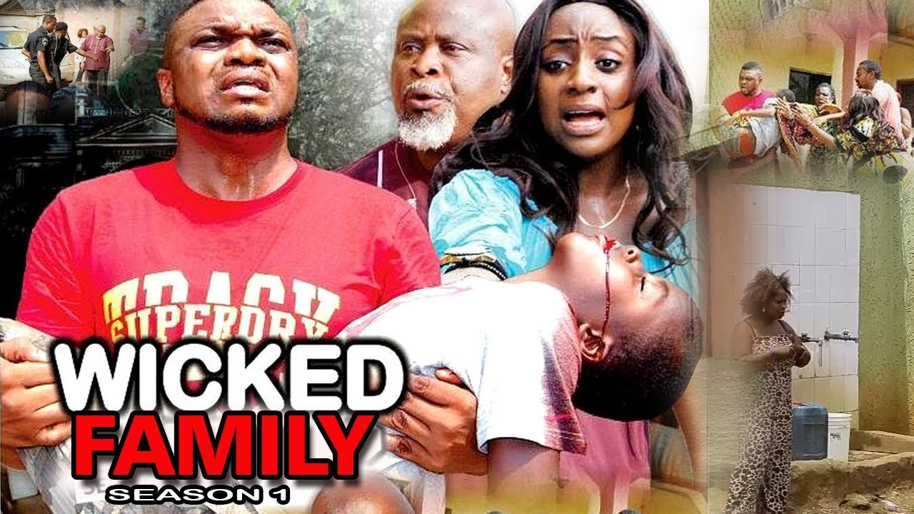Wicked Family Season 1 - Ken Eric 2017 Latest Nigerian Nollywood Movie