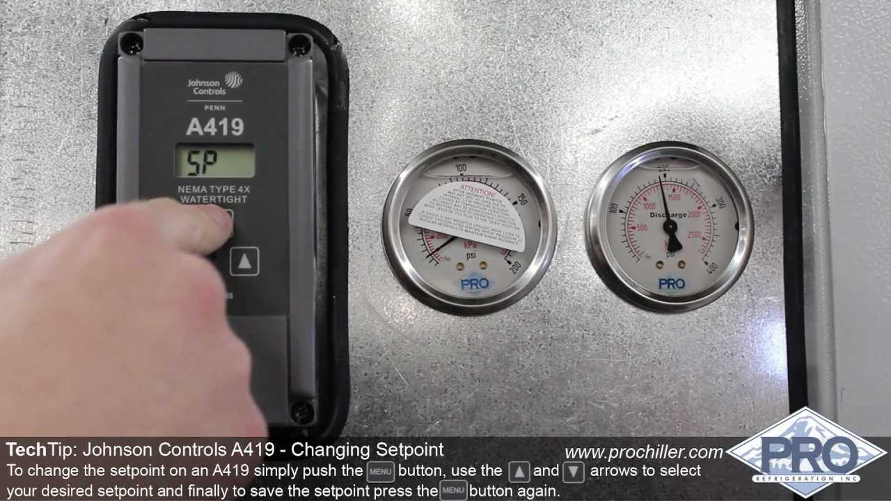 ProChiller.com - TechTip: A419 - Changing Setpoint by prorefrig on 12 volt boat wiring diagram, 220vac wiring diagram, coleman air conditioning wiring diagram, light switch wiring diagram, 125v wiring diagram, 38v wiring diagram, 120vac wiring diagram, 20v wiring diagram, 72v wiring diagram, bass tracker electrical wiring diagram, carrier air handler wiring diagram, 11.1v wiring diagram, 24 volt starter wiring diagram, 24 volt alternator wiring diagram, 36v wiring diagram, minn kota 24 volt wiring diagram, 70v speaker wiring diagram, 24 volt relay wiring diagram, 24 volt thermostat wiring diagram, 30a wiring diagram,