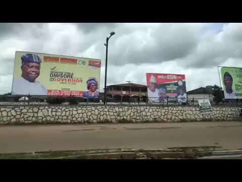 Breaking: Presidential Aspirant Omoyele Sowore storms Ife, OAU, OONI of Ife's Palace 1