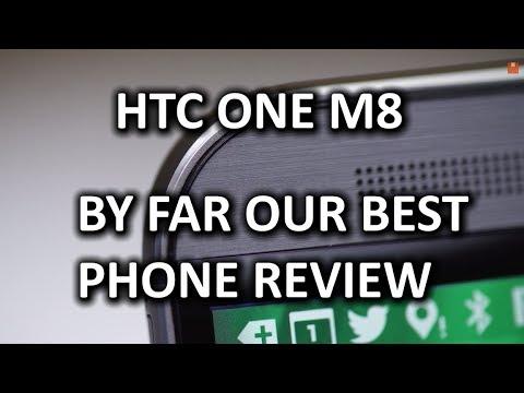 HTC One M8 Review & SUPER SECRET SURPRISE